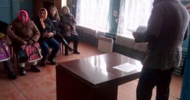 Встреча с собственниками многоквартирных домов пос. Кировский Камызякского района Астраханской области