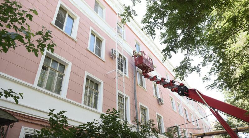За 8 месяцев 2018 года фонд капитального ремонта МКД Астраханской области увеличил производительность в 3 раза