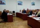 Рабочее заседание регионального центра общественного контроля в сфере ЖКХ.