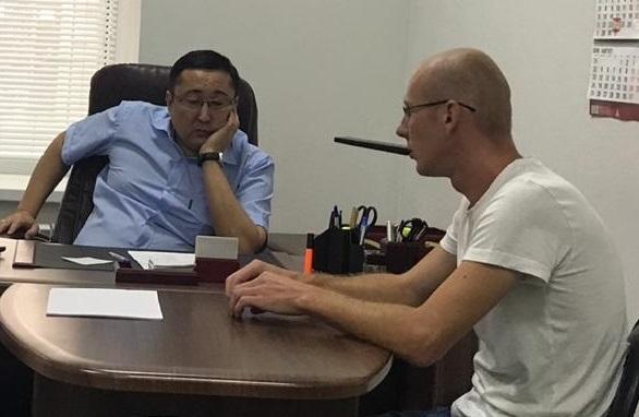 Сегодня прошел очередной прием граждан у исполняющего обязанности директора фонда капитального ремонта многоквартирных домов Астраханской области
